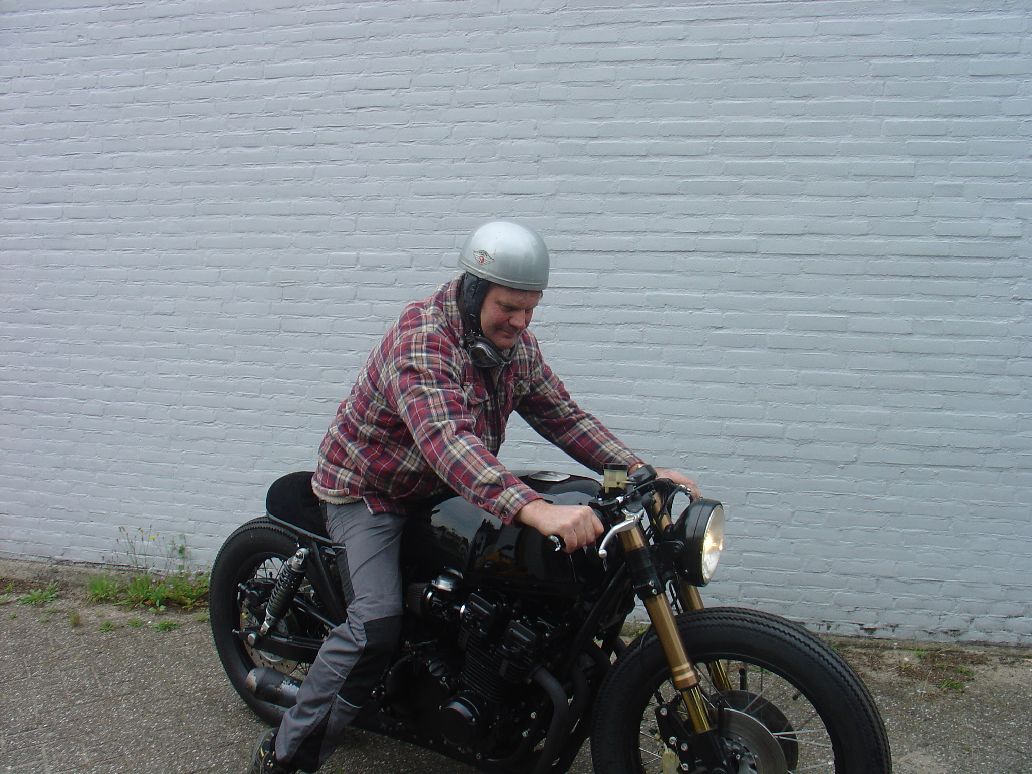 A3 in caferacer modus